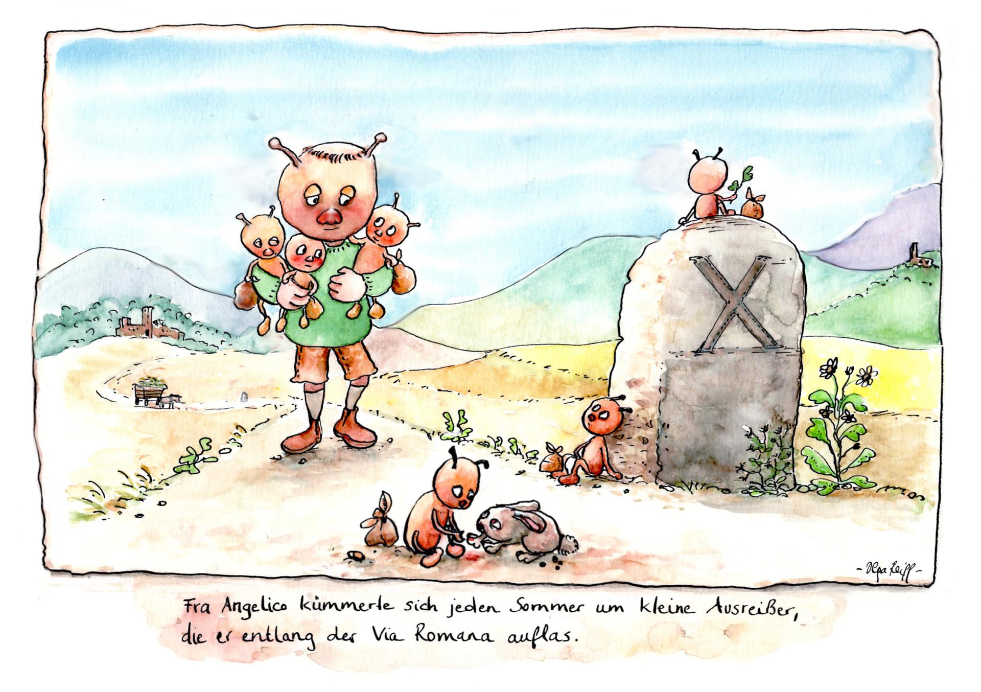 """""""Mittelalter II."""" - Persönliche Arbeit"""