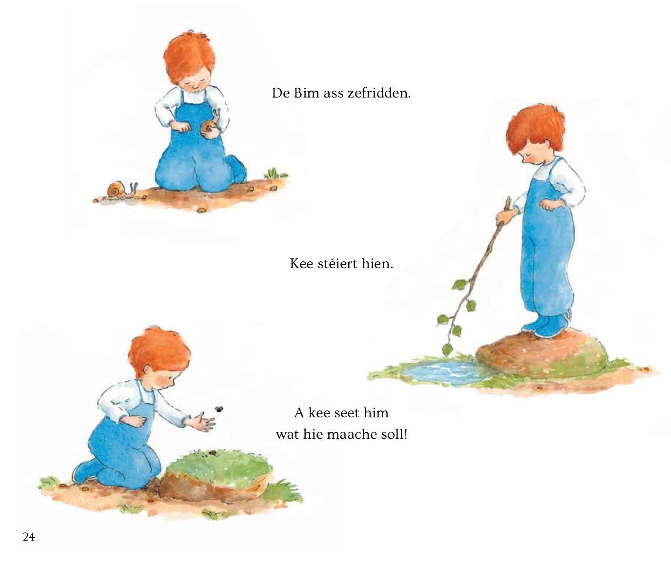 "Illustration ""Bim & Anna"""