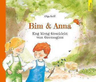 Olga Reiff Kinderbuch Bim & Anna