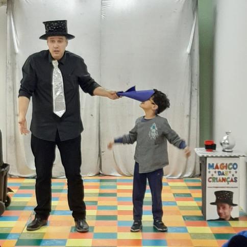 Animação Infantil - Mágico Festa
