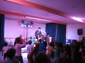 Magico festa criancas infantil aniversario