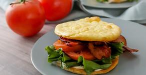 best Hamptons keto breakfast sandwich