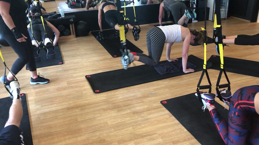 TRX Group Sessions