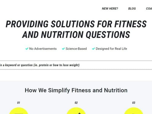 Fitness blogs you should follow in 2o20