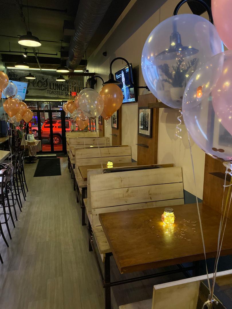 Flos Famous Patchogue Long Island Cateri
