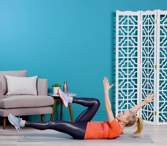 3 lower-ab Home workouts for a rock-solid core this year