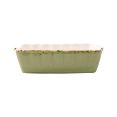 Italian Baker - Small Rectangle - Green