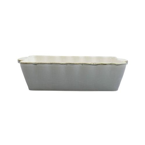 Italian Baker - Medium Rectangle - Gray