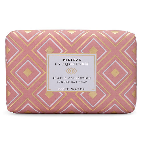 Rose Water Bar Soap