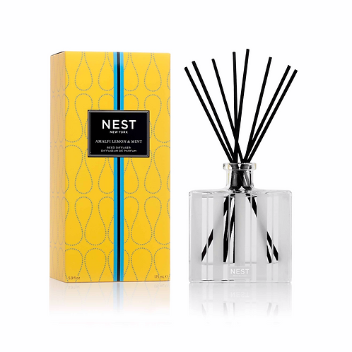 NEST New York - Amalfi Lemon & Mint Reed Diffuser