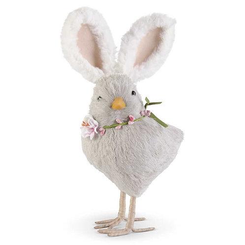 Grey Chic w/Bunny Ears