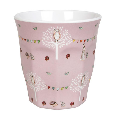 Woodland Party Kids Melamine Beaker - Sophie Allport
