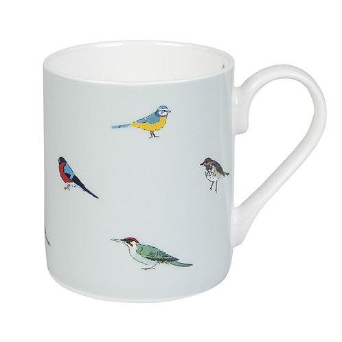 Mug - Garden Birds