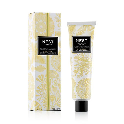 NEST New York - Grapefruit & Verbena Hand Cream 3.4 fl oz
