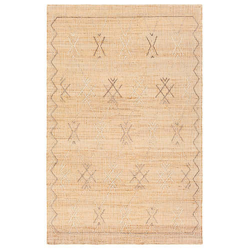 Arielle Rug -Wheat/Gray