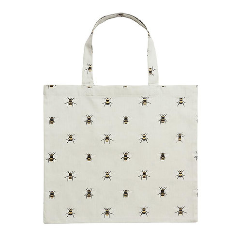 Folding Shopping Bag - Bees