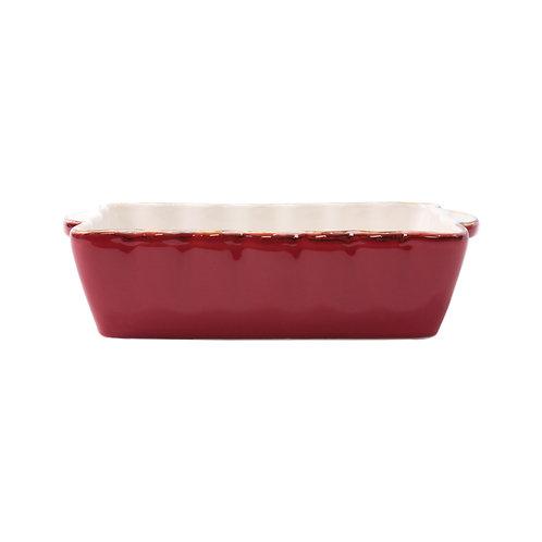 Italian Baker - Small Rectangle - Red