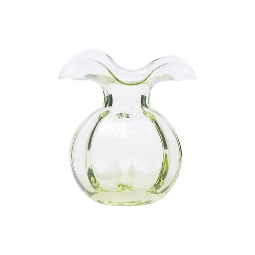 Hibiscus Bud Vase - Green