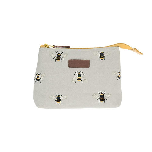 Small Makeup Bag - Bees