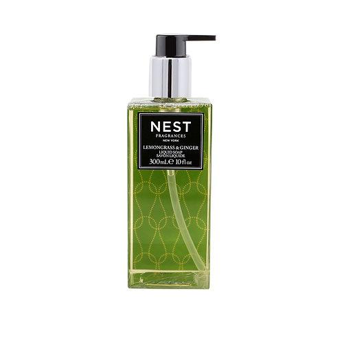 Nest NY Liquid Soap - Lemongrass & Ginger