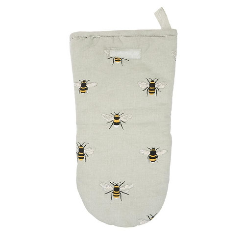 Oven Mitt - Bees