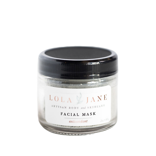 Lola Jane Face Mask - Antioxidant