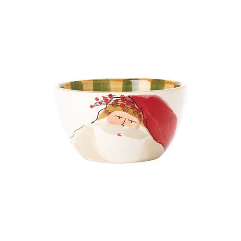 Old St. Nick Cereal Bowl - Animal Hat