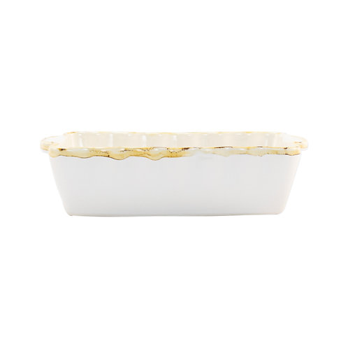 Italian Baker - Small Rectangle - White