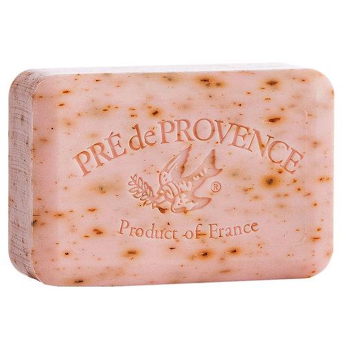 Pré de Provence - Rose Petal Soap Bar 250g