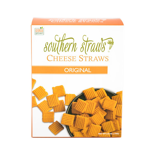 Southern Straws - Cheese Straws Original 5oz