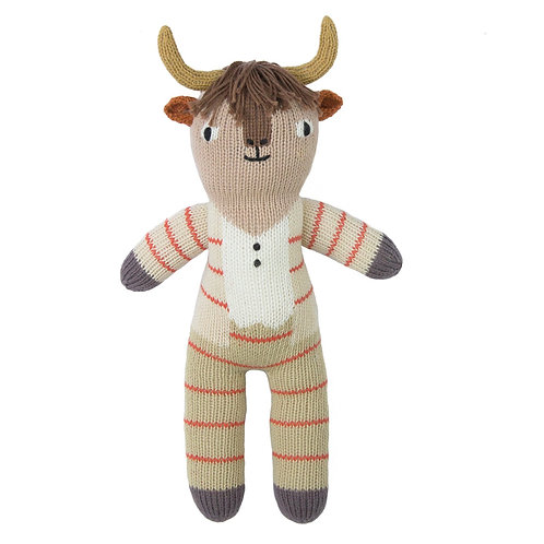 Blabla Kids - Pablo the Longhorn - MINI 12""