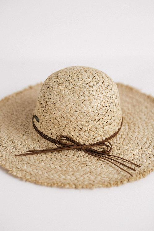 GIGI PIP - Addie Straw Floppy Hat