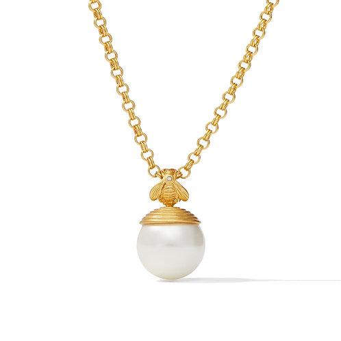 Pearl Bee Pendant