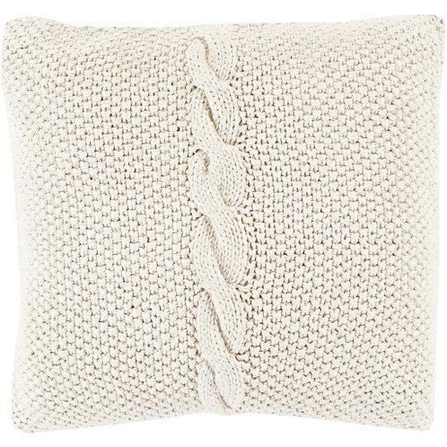 Knit Twist Pillow