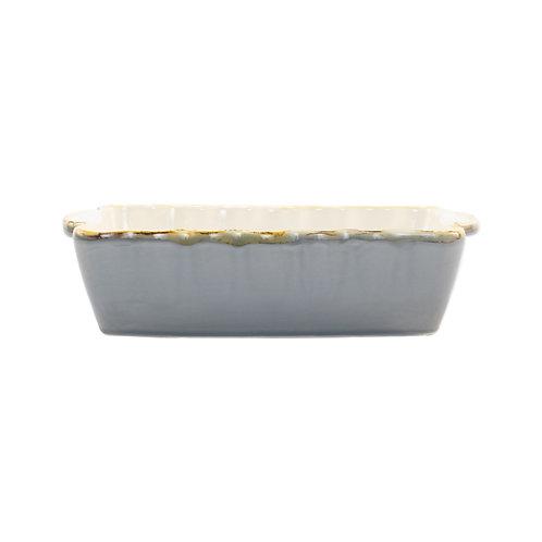 Italian Baker - Small Rectangle - Gray