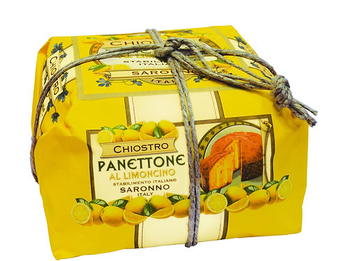 Limoncello Panettone