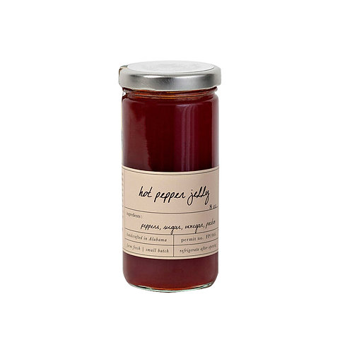 Stone Hollow Farmstead - Hot Pepper Jelly