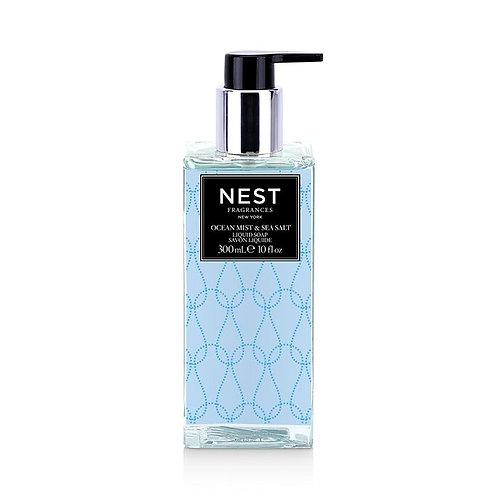 NEST New York - Ocean Mist  & Seasalt Liquid Soap 10fl oz