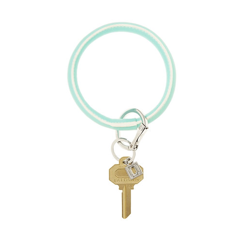 Big O Key Ring - In The Pool - Leather