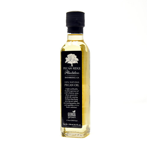Pecan Oil 8.5oz - Pecan Ridge Plantation