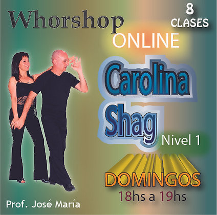 Carolina Shag - Nivel 1