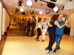 Baile Americano - Clase 7/4/19