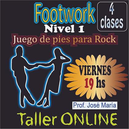 Footwork- Nivel 1