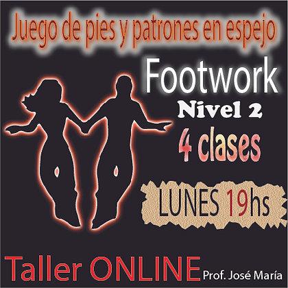 Footwork - Nivel 2
