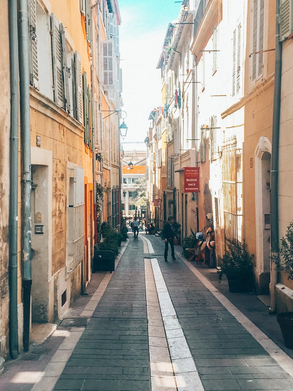 Le Panier, Marseiile