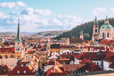 Falling for Prague in a Day
