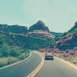 Looking through old pictures and videos makes me want to take another road trip! Who wants to go_ 🚗