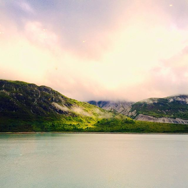 Missing the beauty of Alaska #oneyearago #alaska #travel #travellife #exploringtheglobe