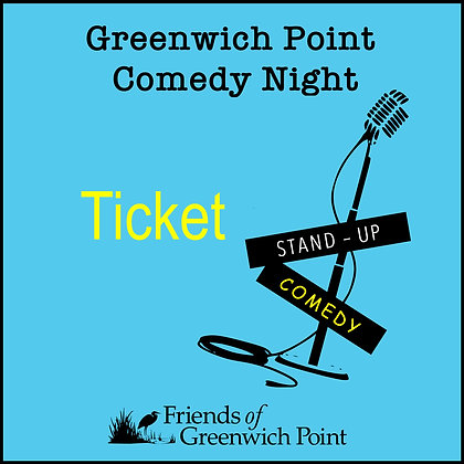 Ticket for Comedy Night