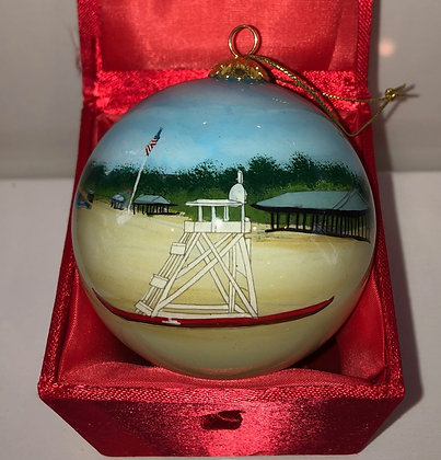 2107 Holiday Ornament